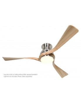 Ventilador de techo CasaFan 314051 Eco Regento con luz madera clara ikea