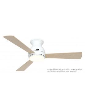 Ventilador de techo CasaFan 311674 Eco Pallas 116cm arce o haya/ blanco con luz