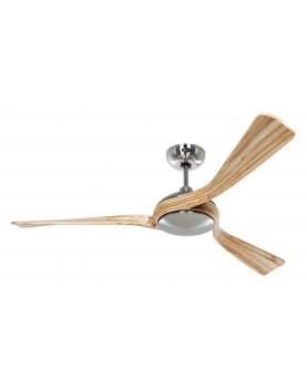 ventilador bajo consumo madera clara CasaFan 314230 Eco Interior 142cm