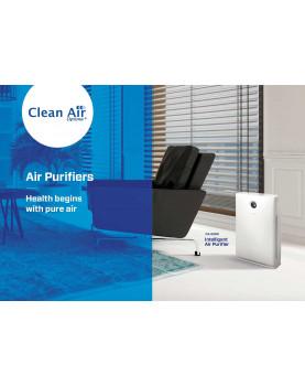 purificador de aire h13 con filtro HEPA 99,97% / 100% MOHO / 98,90% olor a tabaco