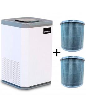 purificador de aire comedes lavaero 100 con 2 filtros HEPA de reemplazo