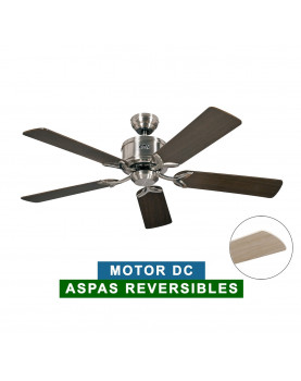 Ventilador de techo CasaFan 513282 ECO ELEMENTS 132 aspas reversibles