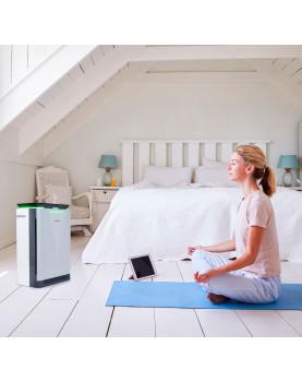 purificador de aire 600m3/h con lámpara UV tipo C