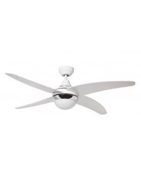 Ventilador para techo con luz Sulion 075663 BELAIR blanco/blanco