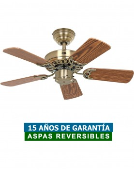 Ventilador de techo 507501 classic royal 75 aspas reversibles