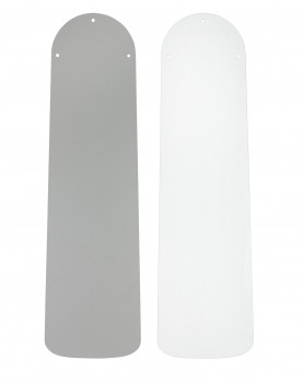 Aspas reversibles para ventilador de techo classic royal 132 blanco o mimbre