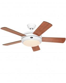 ventilador blanco para el techo