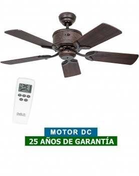 Ventilador para el techo CasaFan 510383 ECO ELEMENTS 103 aspas reversibles