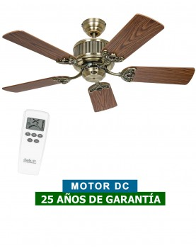 Ventilador para el techo CasaFan 510380 ECO ELEMENTS 103 aspas reversibles