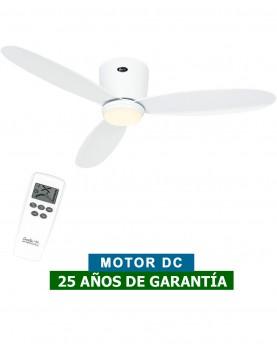ventilador de techo con luz 311283 ECO PLANO II 112cm EP-LED WE