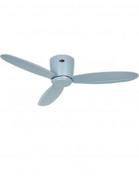 ventilador de techo eco plano II 112 gris