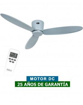 Ventilador para techos bajos negro 313285 ECO PLANO II