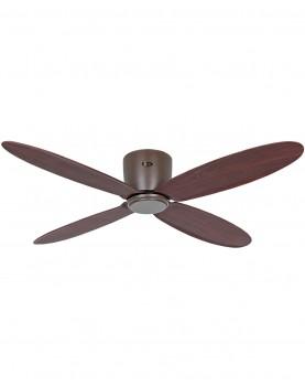 ventilador de techo de 4 aspas eco plano II