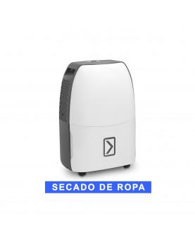Deshumidificador móvil Trotec TTK 40 E con secado de ropa