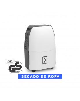 Deshumidificador móvil Trotec TTK 40 E nivel de ruido 43 dB