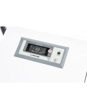 Deshumidificador móvil profesional Trotec TTK 171 ECO panel digital
