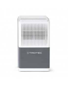 Deshumidificador móvil TROTEC TTK 25 E diseño elegante