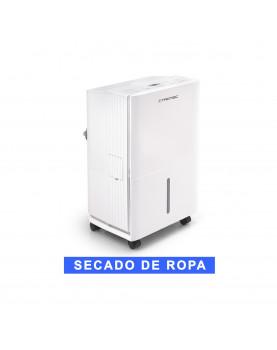 Deshumidificador móvil TROTEC TTK 65 E secador de ropa