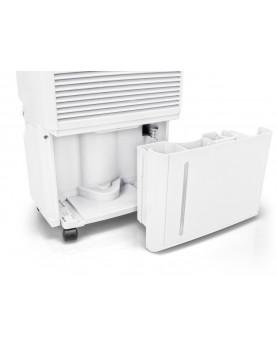Deshumidificador móvil TROTEC TTK 90 E deposito de agua