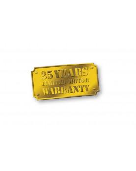 Garantía de motores Casafan de 25 años