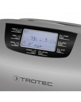 Deshumidificador móvil Trotec TTK 110 HEPA panel digital