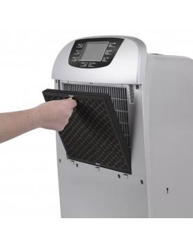 Deshumidificador móvil Trotec TTK 110 HEPA filtro purificador de aire