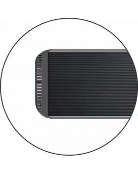 Calefactor panel calentador 98184 HOTTOP 1800 W detalle