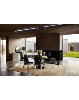 vista calentador radiante casafan 9832194 HOTTOP 3200 W posición de instalación