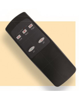 Mando del calentador de onda larga 9832194 HOTTOP D 3200 W gris plateado