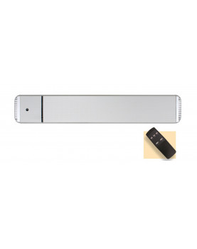 Calentador panel calentador 9818194 HOTTOP 1800 W