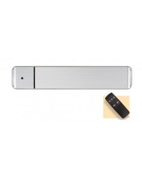 Calefactor halógeno 9815194 HOTTOP 1500 W con mando a distancia