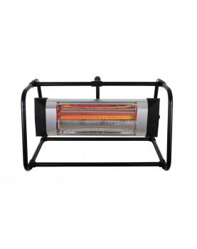 Calefactor halógeno por infrarrojo CasaFan 70033 CASATHERM B2000-II Gold LowGlare para superficies humedas