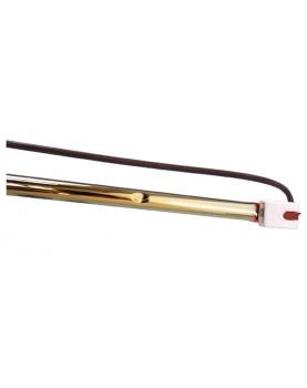 Lámpara de calefactor halógeno por infrarrojo CasaFan 70033 CASATHERM B2000-II Gold LowGlare