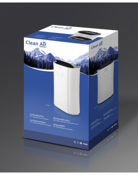 Deshumidificador y purificador Clean Air Optima CA-707