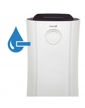 Deshumidificador y purificador Clean Air Optima CA-704