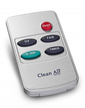 Purificador de aire con ionizador Clean Air Optima CA-401 mando a distancia