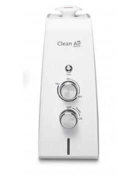 Humidificador de aire con ionizador Clean Air Optima CA-602 y aromaterapia