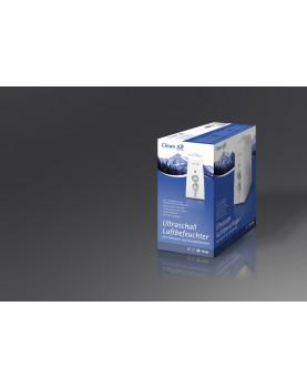 Humidificador de aire con ionizador Clean Air Optima CA-602 ideal para masajes