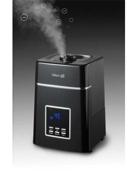 Humidificador de aire con ionizador Clean Air Optima CA-604 vapor frío caliente