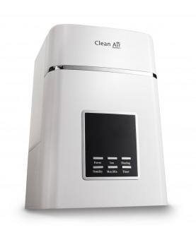 Humidificador de aire con ionizador Clean Air Optima CA-604 mando a distancia y funciones en pantalla