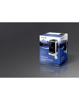 Humidificador de aire con ionizador Clean Air Optima CA-605 higrostato incluido