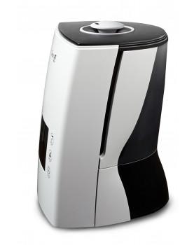 Humidificador de aire con ionizador Clean Air Optima CA-606 higrostato para regular la humedad relativa
