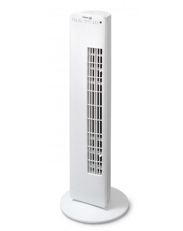 Ventilador para pie con ionizador Clean Air Optima CA-405