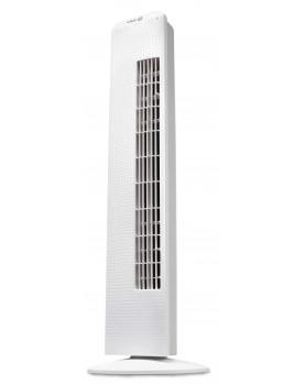 Ventilador para pie con ionizador Clean Air Optima CA-405 angulo maximo de 80 º