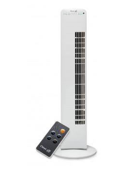 Ventilador para pie con ionizador Clean Air Optima CA-405 con mando a distancia