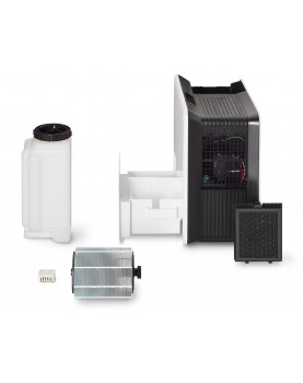 Humidificador de aire y purificador de aire Clean Air Optima CA-803 kits de filtros incluidos