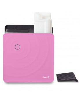 Humidificador de aire y purificador de aire con filtro de agua Clean Air Optima CA-803 pink