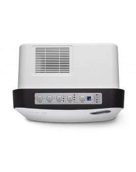 Humidificador de aire y purificador de aire Clean Air Optima CA-807 panel de accionamiento superior