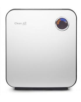 Humidificador de aire y purificador de aire Clean Air Optima CA-803 frente