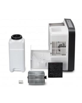 Humidificador de aire y purificador de aire Clean Air Optima CA-807 set completo
